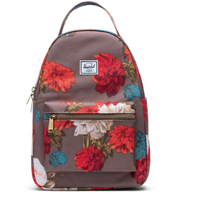Herschel Nova Small Backpack 14l vintage floral pine bark